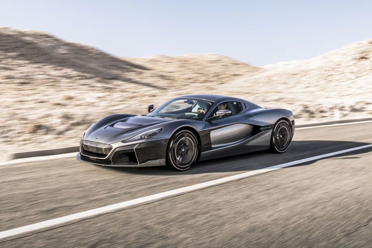 Rimac C_Two - fastest production car in the world?